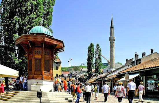 Sarajevo Old City - The Historical Sights Tour